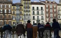 ETAren biktimen omenezko plakak jartzeko aurreakordioa, Iruñean