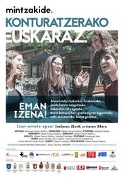 """""""Konturatzerako euskaraz!"""" lelopean abiatu da aurtengo Mintzakide egitasmoa"""