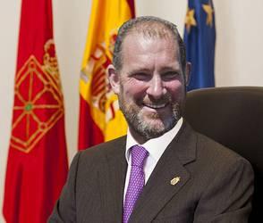 Iñaki Perurena balizko foru presidente, aldaketaren aldeko zein kontrakoek berdinduz gero, Nafarroak funtziona dezan