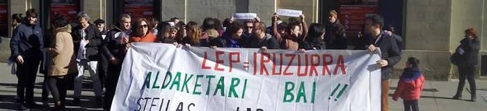 Hezkuntzako gehiengo sindikalak mobilizazioak deitu ditu gaurtik hasita