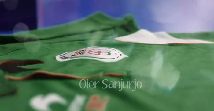 Euskal Selekzioarekin jokatzeko deitu dituzte Oier Sanjurjo eta Roberto Torres