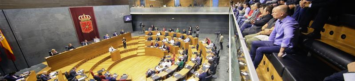 """Gobernu akordioaren """"sendotasuna"""" goraipatu eta UPNk eragindako """"suntsiketa"""" salatu du Barkosek"""