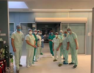 37 pertsona daude ospitaleratuta koronabirusarekin