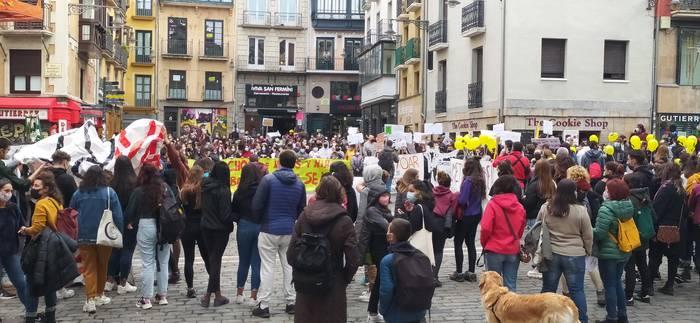 Prebentzio talde komunitarioak kenduko ditu Navarra Sumak, PSNren babesarekin