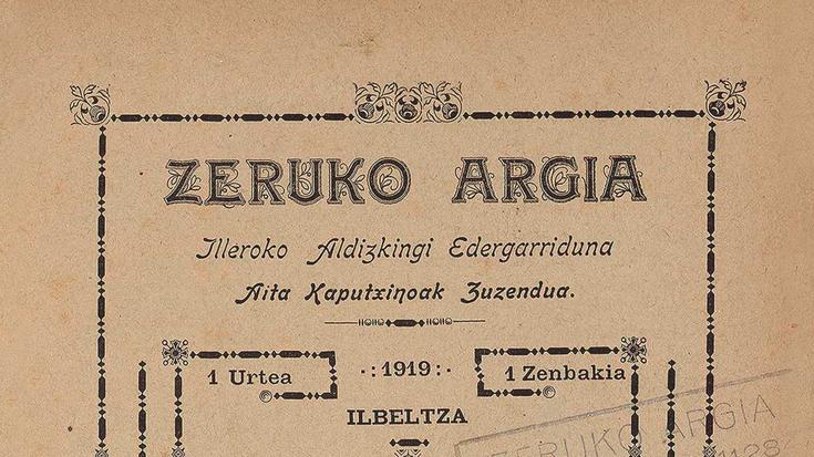'Jatorrira bidaia' egingo du Argiak larunbatean Iruñean