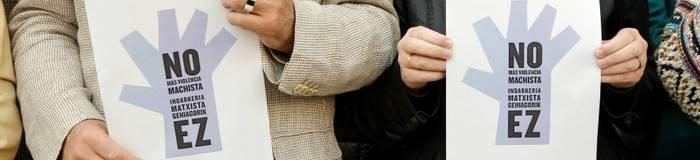 Emakumeen kontrako indarkeriagatik 742 kasutan ari da lanean polizia