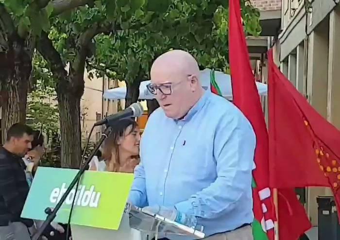 EH Bilduk alkatetza berreskuratu dezake Uharten