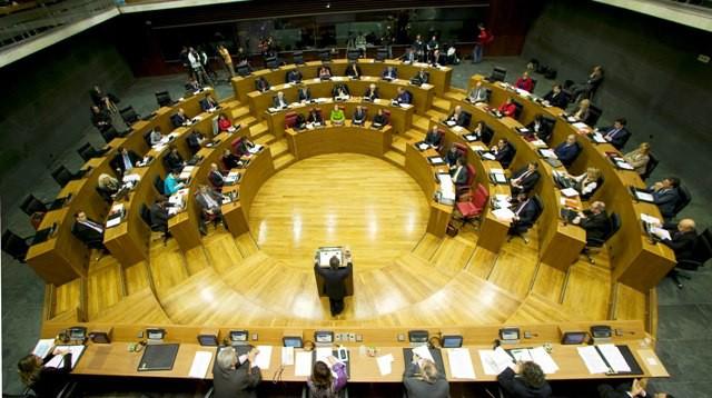 Parlamentuan saio berezia, erabakitzeko eskubideaz