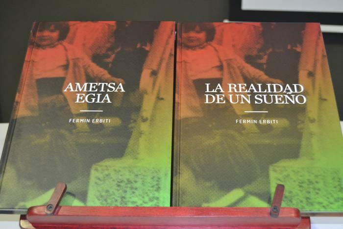 AMETSA EGIA: Nafarroako ikastolen historiaren liburua