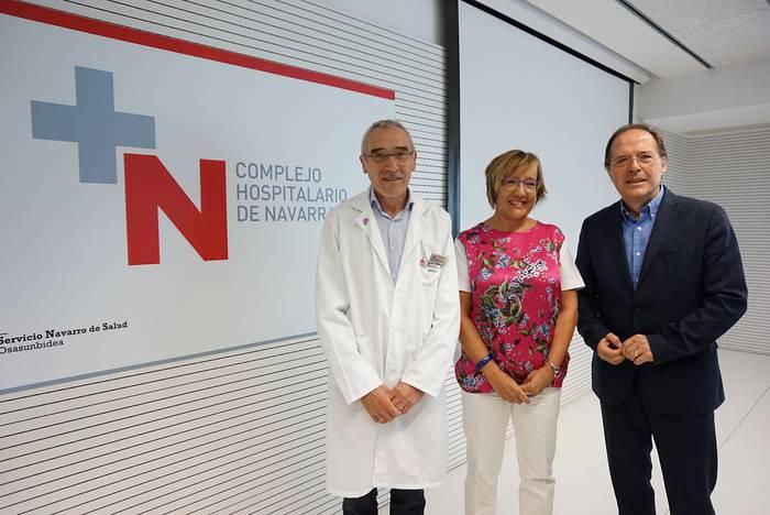 Nafarroako Ospitale Guneak 'unibertsitate' izendapena jaso du, irakaskuntzan eta ikerkuntzan duen esperientziarengatik
