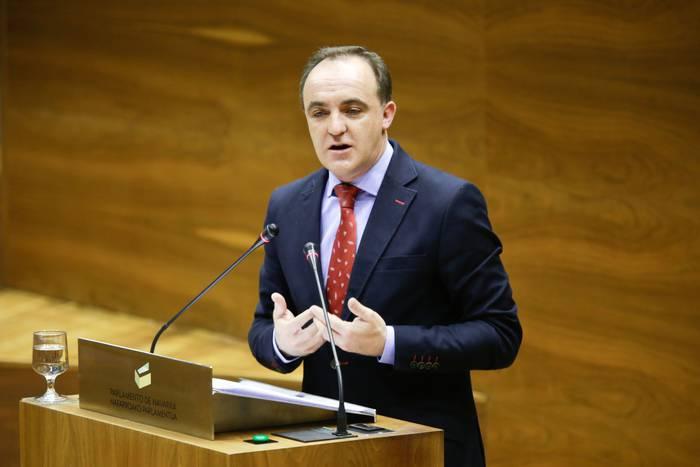 Javier Esparzak jarraituko du UPNko presidentetzan