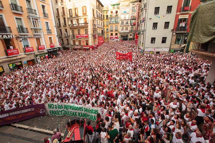Azken erasoak salatzeko indarkeria sexistaren kontrako manifestazioa izanen da bihar