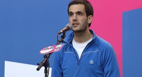 Bertso bazkaria 'Anahitasunan', Julio Soto, Fredi Paia eta Alaia Martinekin