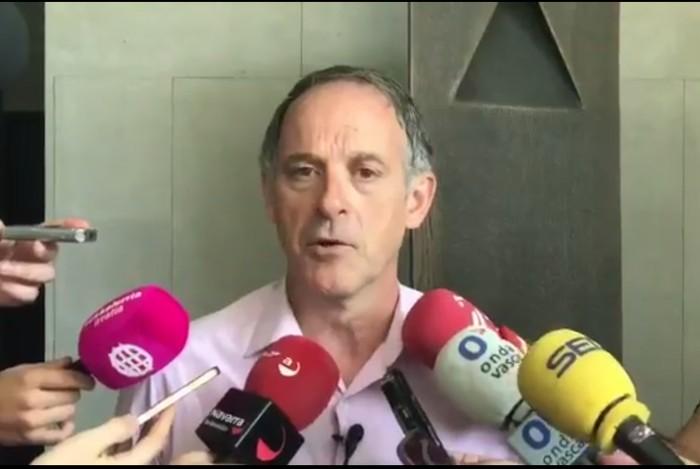 Espainiako Gobernuaren Delegaritzaren desagerpena eta Carmen Albaren dimisioa eskatu ditu EH Bilduk