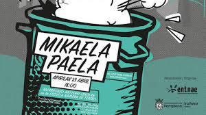 """""""Mikaela Paela"""" antzezlana estreinatuko  dute larunbatean"""