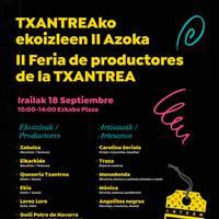 AZOKA: Txantreako ekoizleen II azoka