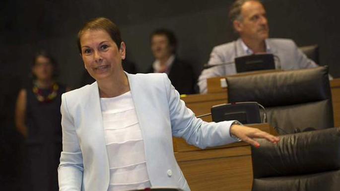 Uxue Barkos, Nafarroako lehendakari