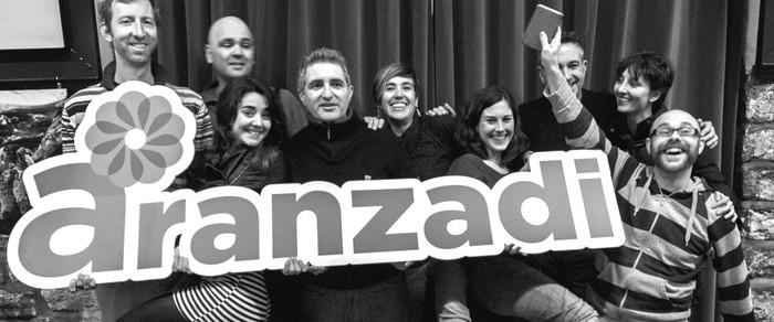 Podemoseko afiliauek Aranzadi sostengatzea erabaki dute