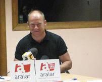 """Txentxo Jimenez: """"Aste honetan albiste on garrantzitsuak izanen dira NaBairen etorkizunera begira"""""""