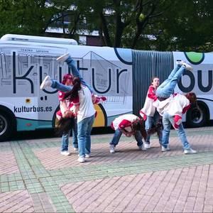 Makillatzen ikasteko teknikak erakutsiko dituzte Kulturbusen