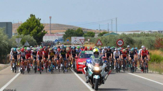 2020an, Espainiako Vueltako etapa bat Iruñetik irtetea nahi du Navarra Sumak