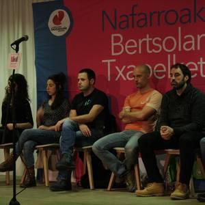Osatu dira Nafarroako Bertsolari Txapelketako finalaurrekoak