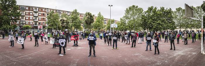 Patxi Ruiz presoaren aldeko protestak gaitzetsi ditu Nafarroako Parlamentuak