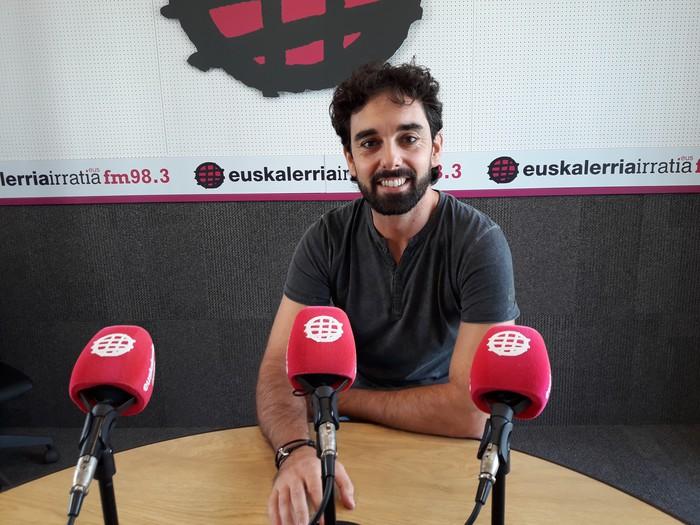 """Mikel Ariz: """"Teknologia berriek pertsonen mugikortasuna erraz dezakete"""""""