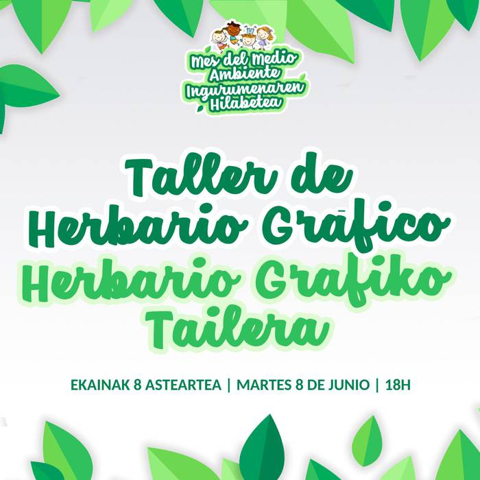 HERBARIO GRAFIKOKO TAILERRA