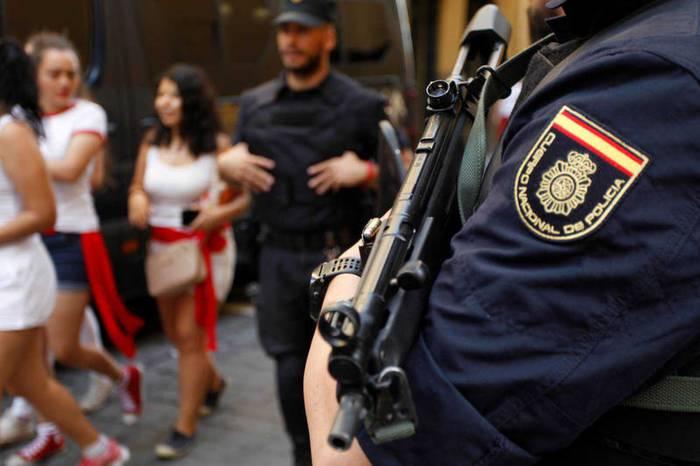 2.606 polizia izanen dira sanferminetan, lehen aldiz baita zaldi gainean ere
