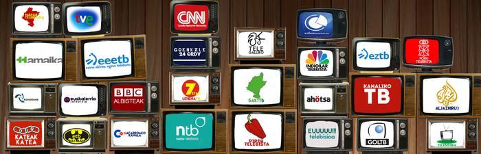 Nafarroa Garaiak euskarazko 25 telebista kate berri izanen ditu sanferminen aitzinetik