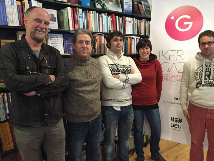 Iruñean eginen da IkerGazte kongresua maiatzean, UEUk eta NUPek antolatuta
