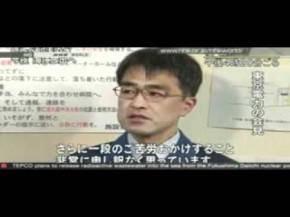 """""""Fukushimari buruzko informazioa modu ezin okerragoan kudeatu dute"""""""