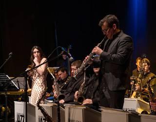 Pamplona Jazz Big Band taldeak itxiko du udako ostegunetako jazz zikloa