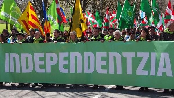 Aberri Eguna Iruñean ospatuko du Independentista sareak