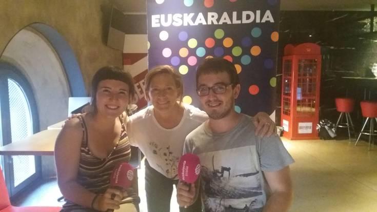 Zentral aretotik saio berezia egin du Euskalerria irratiak