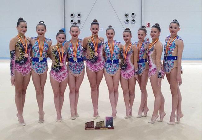 Taldekako Espainiako Gimnastika Erritmiko Txapelketa Arena pabiliolian eginen da abenduan
