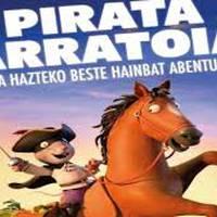 """HAURRENTZAKO ZINEMA:  """"PIRATA ARRATOIA""""."""