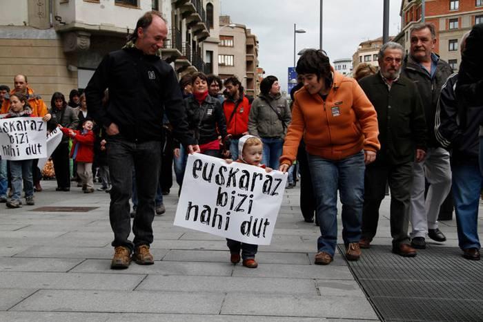 """Iruñeko haur eskolen inkestari buruzko informazio """"guztia"""" eskatu dute EH Bilduk, PSNk eta Geroa Baik"""