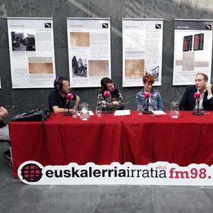 Euskalerria Irratia gaur, parlamentutik