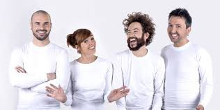 Ostiralean, Demode quartet Nafarroako Antzerki Eskolan
