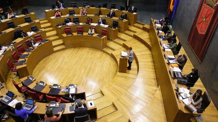 Motibazio politikoko biktimen legea onartu du Nafarroako Parlamentuak