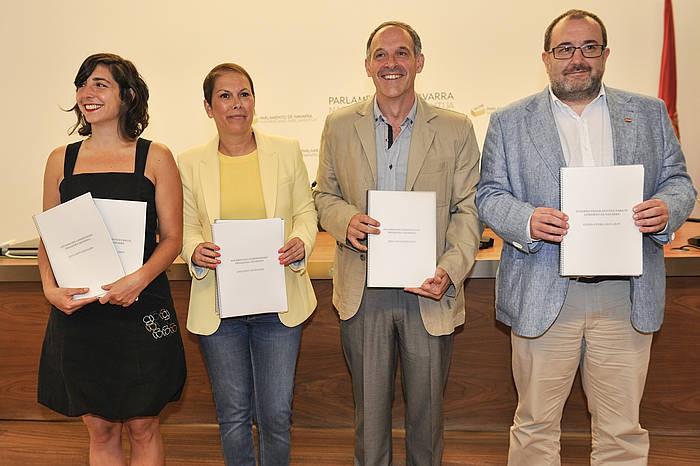 Geroa Bai-EH Bildu-Ahal Dugu gobernua da Nafarroako herritarren artean gogokoena