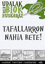 Euskararen alde egotetik egitera pasatzeko eskatu du Tafallako EHEk