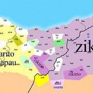 Euskalkiak atlas linguistikoaren bidez, 'Euskara Ibiltaria' erakusketan