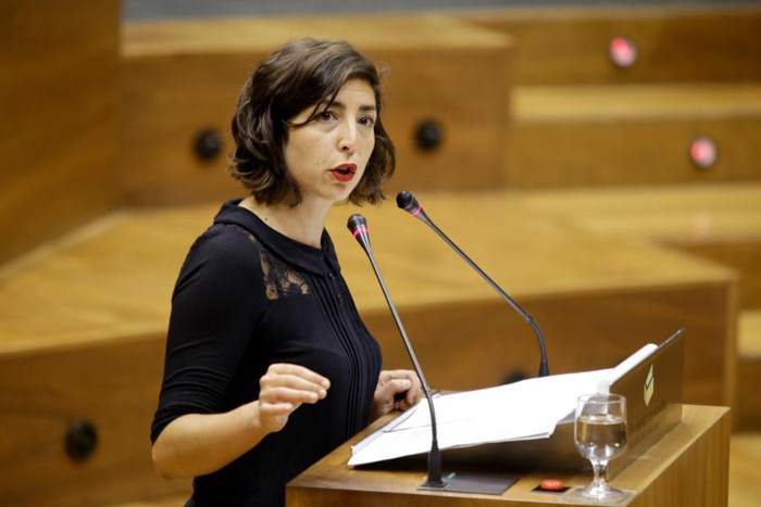 Podemos-Ahal Duguk parlamentari kritikoei aktak itzultzeko eskatu die