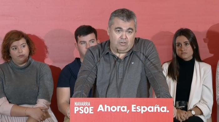 Santos Cerdanek ez ditu Iñaki Iriarteren kontrako hitzak erretiratu
