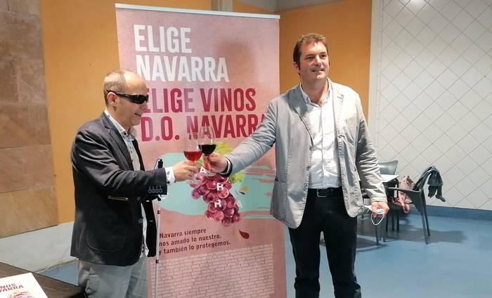 Bertako ardoaren kontsumoa sustatzeko kanpaina bat antolatu du Nafarroako Jatorri Izendapenak