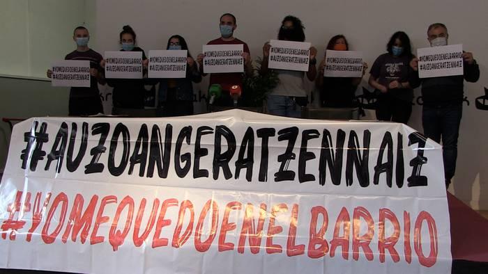 Prebentzio talde komunitarioen aldeko manifestazioa eginen dute gaur Iruñean