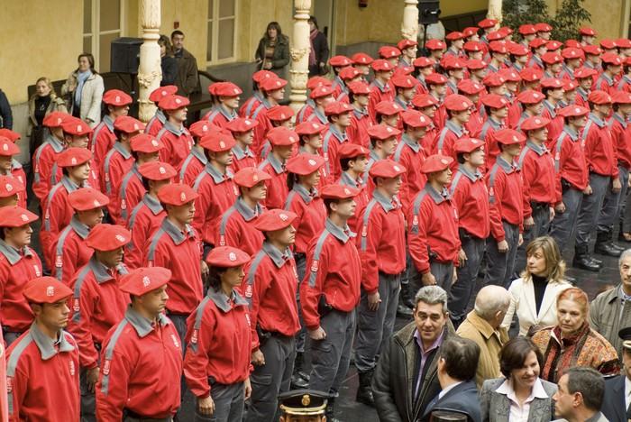 Foruzaingoak Guardia Zibilak baino %41 eta Espainiako Poliziak baino %60 salaketa gehiago jaso zituen iaz